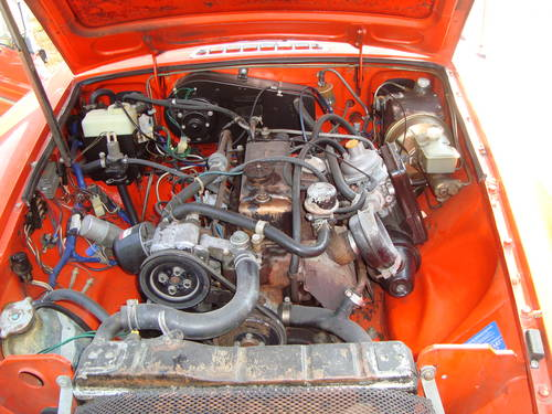 1980 MG MGB Convertible For Sale (picture 6 of 6)
