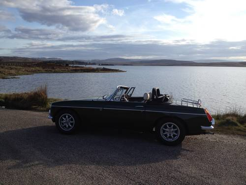 1978 Self Hire in the Scottish Highlands For Hire (picture 1 of 5)