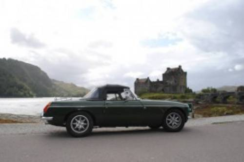 1978 Self Hire in the Scottish Highlands For Hire (picture 4 of 5)