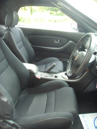 2003 MG TF 1.6 16v Hard Top & Soft Top 64000 miles FSH For Sale (picture 2 of 6)