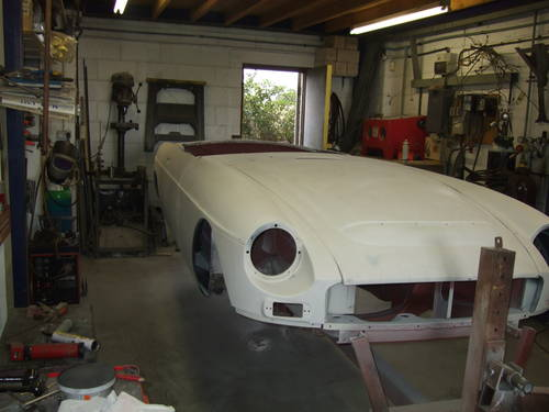 1968 Quality MG Restoration  (picture 5 of 6)