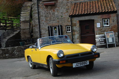 1978 MG Midget  Jersey Classic Hire . com For Hire (picture 6 of 6)