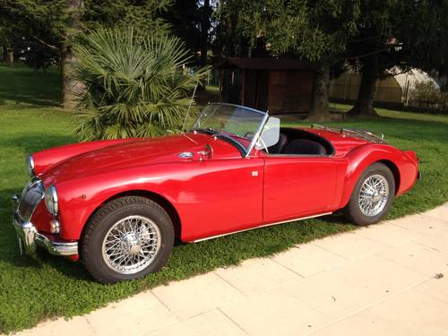 MG A 1600 Roadster 1960 For Sale (picture 2 of 5)