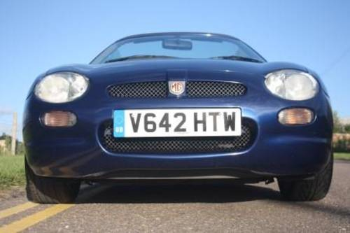 1998 Rent a MGF convertible in the Cotswolds For Hire (picture 6 of 6)