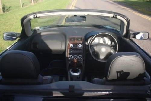 1998 Rent a MGF convertible in the Cotswolds For Hire (picture 3 of 6)