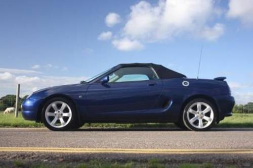 1998 Rent a MGF convertible in the Cotswolds For Hire (picture 4 of 6)