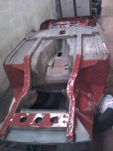 1973 Unfinished Project MG B Roadster V8 For Sale (picture 3 of 5)