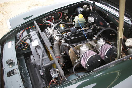 1975 MGB GT Jubilee For Hire (picture 6 of 6)