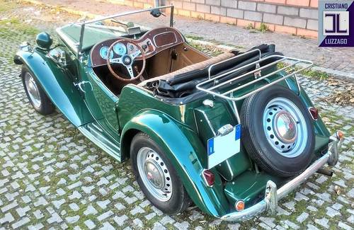 1952 NICE AND READY TO USE MG TD/ 2 MIDGET For Sale (picture 2 of 6)