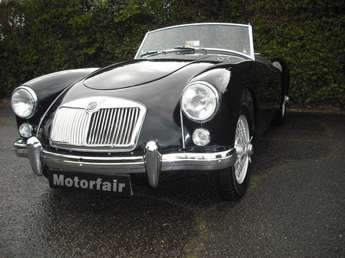 MG MGA mk1  1959 WE WANT TO BUY YOUR MG Wanted (picture 1 of 2)