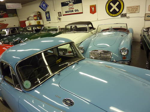 1970 The finest selection of MGA/MGB/MGC/V8 in the UK. For Sale (picture 3 of 3)