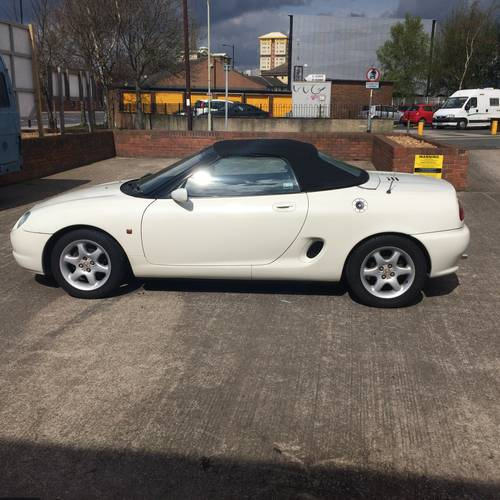 1995 MGF One of the first. Rare N reg For Sale (picture 1 of 6)
