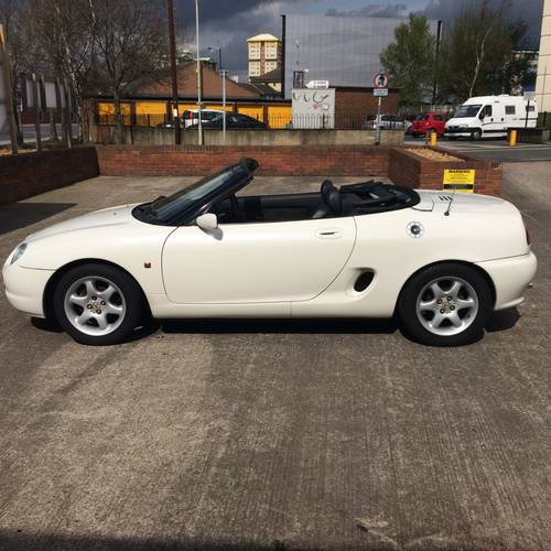 1995 MGF One of the first. Rare N reg For Sale (picture 2 of 6)