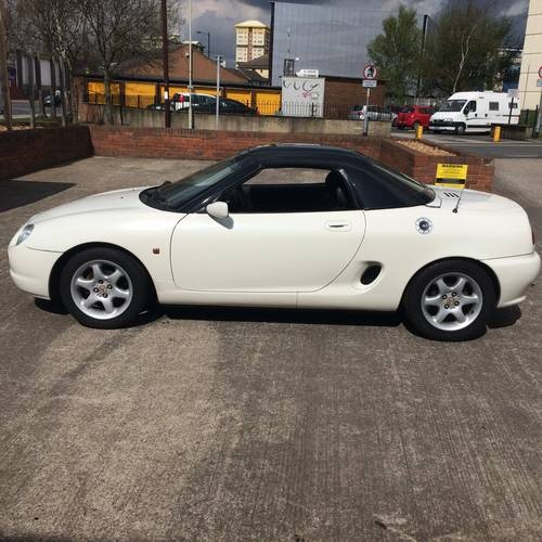 1995 MGF One of the first. Rare N reg For Sale (picture 3 of 6)