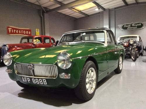 1967 Always looking for quality MG's For Sale (picture 5 of 6)