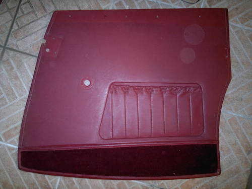 Cromed pin beading and door panels For Sale (picture 4 of 5)