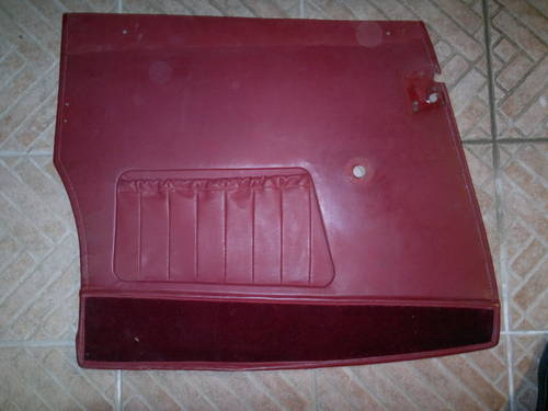 Cromed pin beading and door panels For Sale (picture 5 of 5)