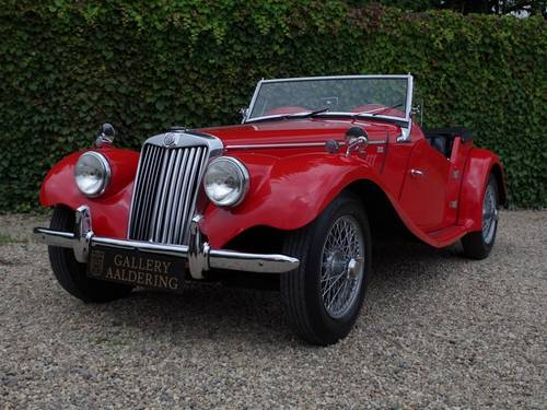 1954 MG TF For Sale (picture 1 of 6)