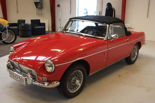 1968 MG MGB Mark II For Sale (picture 2 of 6)