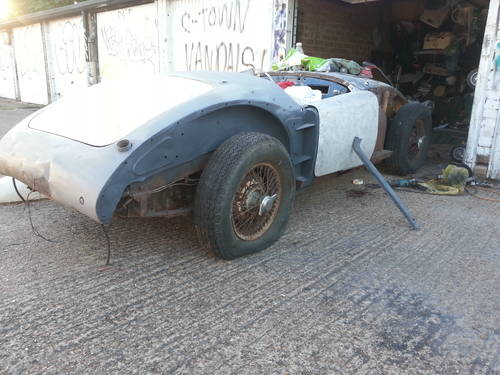 1956 MGA ROADSTER PROJECT For Sale (picture 2 of 6)