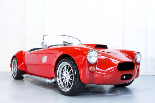 1957 Red MG MGA AC Cobra Custom Convertible 4.3 V6 LHD 240bh For Sale (picture 1 of 6)