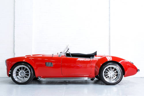 1957 Red MG MGA AC Cobra Custom Convertible 4.3 V6 LHD 240bh For Sale (picture 2 of 6)
