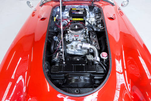 1957 Red MG MGA AC Cobra Custom Convertible 4.3 V6 LHD 240bh For Sale (picture 4 of 6)