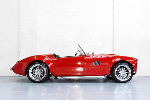 1957 Red MG MGA AC Cobra Custom Convertible 4.3 V6 LHD 240bh For Sale (picture 5 of 6)
