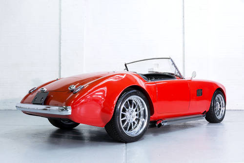 1957 Red MG MGA AC Cobra Custom Convertible 4.3 V6 LHD 240bh For Sale (picture 6 of 6)