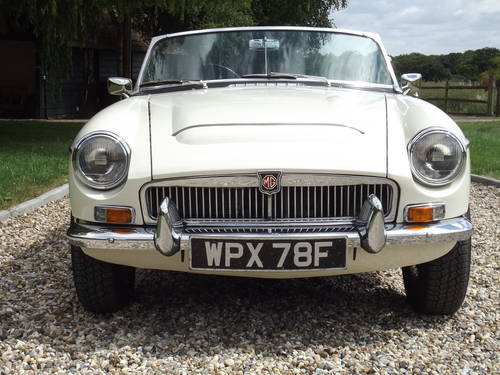 1967 MG C Roadster NOW SOLD - Similar Cars  Wanted (picture 1 of 1)