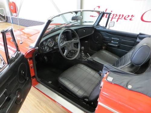 1977 MG B For Sale (picture 5 of 6)