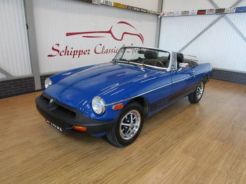 1976 MG B Roadster For Sale (picture 1 of 6)