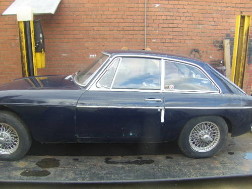 1966 MGB GT MK1 for sale For Sale (picture 2 of 4)