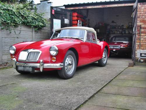 MGA MGB MIDGET V8 - A RANGE OF SERVICES, 30 YRS EXPERIENCE. For Sale (picture 3 of 6)