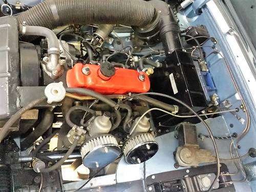 TOTALY RESTORED MG MIDGET MK1 1961 For Sale (picture 3 of 6)
