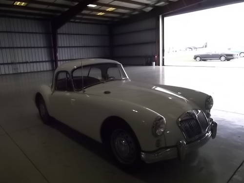 1959 MGA Coupe 1500 Restored 2010 LHD Fresh Import For Sale (picture 6 of 6)