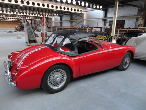 1961 MG A 1600 Roadster SOLD (picture 1 of 6)