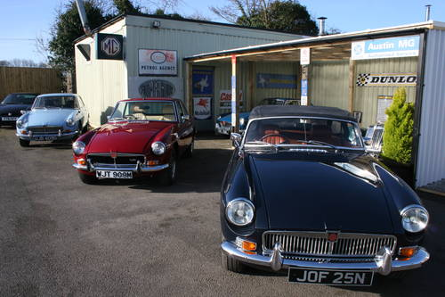 1970 MGA/MGB/MGC/V8 For Sale (picture 1 of 6)