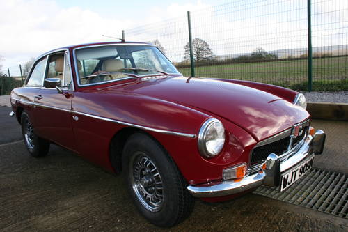 1970 MGA/MGB/MGC/V8 For Sale (picture 3 of 6)