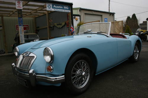 1970 MGA/MGB/MGC/V8 For Sale (picture 4 of 6)