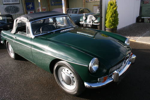 1970 MGA/MGB/MGC/V8 For Sale (picture 5 of 6)