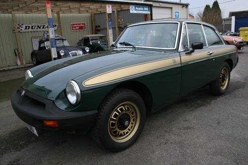 1970 MGA/MGB/MGC/V8 For Sale (picture 6 of 6)