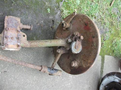 1930 Axles for MG M Type. For Sale (picture 3 of 6)