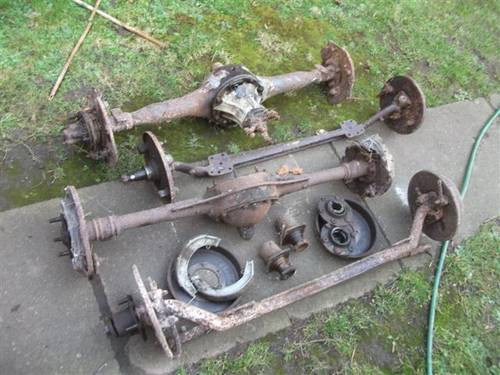 1930 Axles for M type MG For Sale (picture 1 of 6)