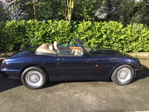 MG RV8 Oxford Blue - M reg For Sale (picture 4 of 6)
