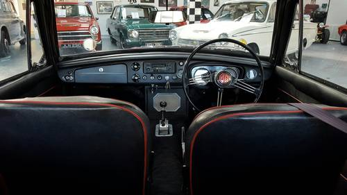 1968 Stunning and very rare MGC GT Automatic. SOLD (picture 6 of 6)