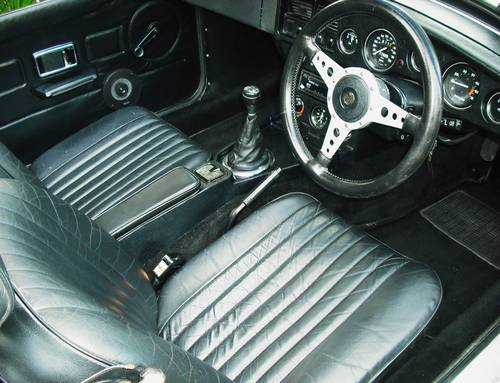 1978 MGB ROADSTER,RESTORED,LEATHER SEATS,ALLOY WHEELS,OVERDRIVE, For Sale (picture 4 of 6)