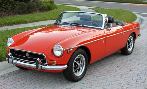 1972 MGB For Sale (picture 1 of 6)