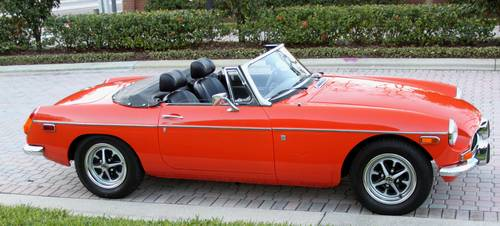 1972 MGB For Sale (picture 2 of 6)