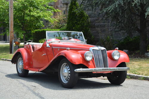 1955 MG TF Convertible  For Sale (picture 1 of 5)